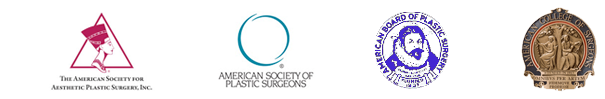 plastic surgery accreditation badges